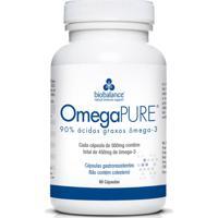 Suplemento Omegapure Emphasys 60 Cápsulas