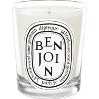 Diptyque Vela Aromática Benjoin - Branco
