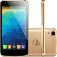 Smartphone Qbex X-Gold 16Gb W509 Desbloqueado Dourado