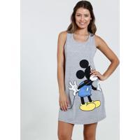 Camisola Feminina Mickey Minnie Disney