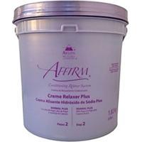 Avlon Affirm Creme Alisante Hidróxido De Sódio Normal Plus 1,8 Kg - Feminino