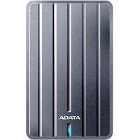 Hd Externo Adata Hc660 Ultra Slim, 2Tb, Usb 3.2, Cinza - Ahc660-2Tu31-Cgy