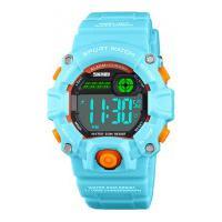 Relógio Skmei Infantil -1484- Azul Claro