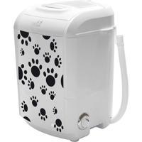 Maquina Lavar Petit Pet Branco