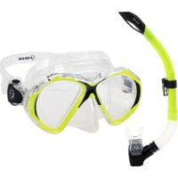 Kit De Mergulho Evolution Máscara E Snorkel Com Bolsa - Fun Dive