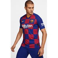 Camisa Nike Barcelona I 2019/20 Jogador Masculina