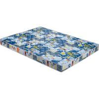 Colchão De Casal Príncipe D23 188X128X12 Azul Celiflex