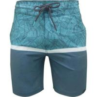 Bermuda Água Alma De Praia Boardshort Masculina - Masculino