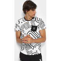 79a68851e1 ... Camiseta Polo Rg 518 Swag Bolso Masculina - Masculino