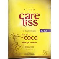 Descolorante Care Liss Óleo De Coco 50G