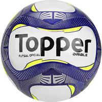 Netshoes  Bola Futsal Topper Drible - Masculino e2a68ab6f2070