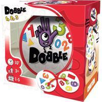 Jogo De Cartas - Dobble 1 2 3 - Galápagos