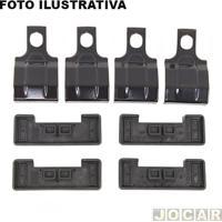 Kit Para Rack - Eqmax - Tipo 1993 Até 1997 - Tempra 1992 Até 1999 - Aço - N.28 - Jogo - Kit 028