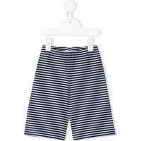 Il Gufo Blue Striped Trousers - Azul