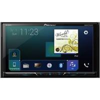 """Dvd Player Automotivo Pioneer Avh Z5080Tv Com Tv Digital, Conexão Bluetooth, Tela 7"""" Widescreen, Rádio Fm E Entrada Usb"""