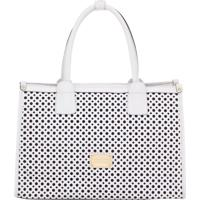 Bolsa Couro Smartbag Laser Branco - 79088.16