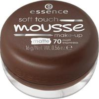 Base Facial Essence - Soft Touch Mousse Make-Up 70 - Feminino-Incolor