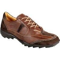 Sapato Casual Masculino Conforto Sandro Moscoloni Kirkland Marrom