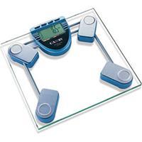 Balanca Digital Com Taxa De Gordura E Hidratacao Corporal Com Memoria Para 8 Pessoas