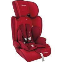 Cadeira Para Auto - De 9 A 36 Kg - Traveller - Vermelho - Kiddo - Unissex-Vermelho