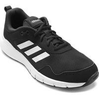 Tênis Adidas Fluidcloud Neutral Masculino - Masculino-Preto+Branco