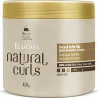 Avlon Keracare Natural Curls Twist & Define Jelly Geléia Modeladora De Cachos 450G - Unissex-Incolor