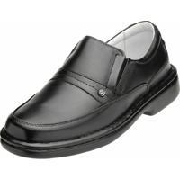 Sapato Social Clacle Confort - Masculino-Preto