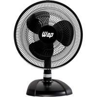 Ventilador De Mesa Wap Rajada Turbo 3 Pas 110V