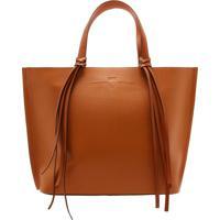 Shopping Bag Mili Ocre   Schutz