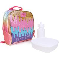 Lancheira Luxcel Up4You Slime - Feminino-Pink