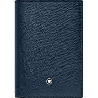 Porta-Cartões Montblanc Sartorial Couro Azul - 128590