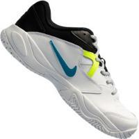 Tênis Nike Court Lite 2 - Masculino - Branco/Azul