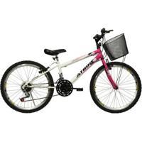Bicicleta Athor Aro 24 18M Model - Unissex