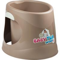 Banheira Baby Tub Ofurô Marrom