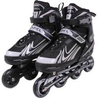 Patins Rollers Inline Aluminium 500 Bel Sports - Unissex