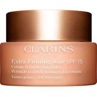 Anti-Idade Clarins Extra Firming Jour Day Cream Sps 15 50Ml - Feminino