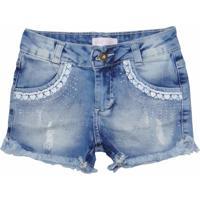 Short Sport Brazil Baby Jeans