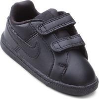 Tênis Infantil Couro Nike Court Royale Sl Masculino - Masculino