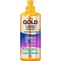 Niely Gold Cachos Do Seu Jeito - Creme De Pentear 250G - Unissex