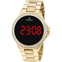 Relógio Champion Digital Led Ch40151H Feminino - Feminino