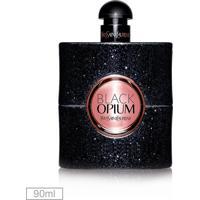 Perfume Black Opium Yves Saint Laurent 90Ml