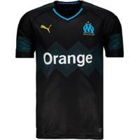 Camisa Puma Olympique De Marseille Away 2019 - Masculino