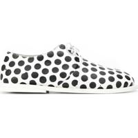 Marsèll Sapato Com Poás E Cadarço - Branco