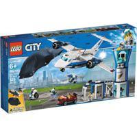 Lego City - Polícia Aérea - Base Aérea - 60210