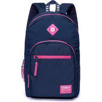 Mochila Hang Loose 20L Bolsa Reforçada Notebook Azul
