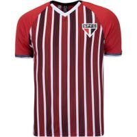 Camiseta Do São Paulo Care - Masculina - Vermelho