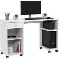 Mesa Para Computador Million 1 Gv Branca