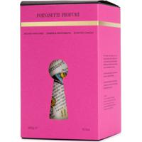 Fornasetti Ultime Notizie Scented Candle - Rosa