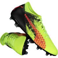 Netshoes  Chuteira Puma Future 18.4 Hy Fg Campo Masculina - Masculino 0b4f61743dc80