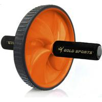 Roda De Exercícios Simples Gold Sports - Unissex